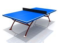 WD-1006H+乒乓球桌 / Table tennis table