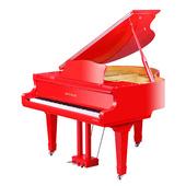 SPYKER英国世爵 专业自动演奏电钢琴152自动演奏系统大三角钢琴