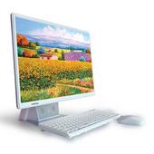 三鸿 多媒体电脑(一体机) 办公电脑、教学电脑 分体式一体机电脑
