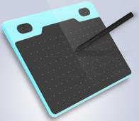 天敏T503數位板可連手機手繪板電腦繪畫繪圖板上網課手寫板輸入板
