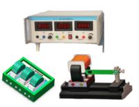 四川西測+霍爾效應實驗儀(電磁鐵型)+WT-HS+模塊分體式  實驗直觀 便于動手拓展應用