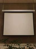 白雪投影幕布电动幕抗光幕激光电视屏品牌产品