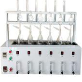 恒奥德水质硫化物酸化吹气仪  型号:HAD-600S