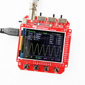 JYETechDSO138mini便攜數字示波器模塊電源開關信號測量