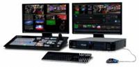 NewTek TriCaster460全球首台360度全息虛擬演播室