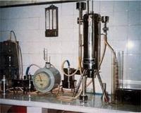 水流型燃气热量计/水流燃气热量计