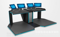 双工位数据分析工作站