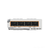 中兴(ZTE)RS-29EC-4GE-SFP 4端口千兆光接口扩展卡 可适用2950-28PM