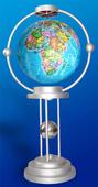 大型磁懸浮地球儀