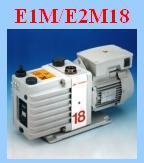 Edwards E2M18机械真空泵(旋片泵)