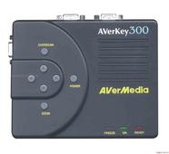 圓剛 AVer Key300 視頻轉換器 九區域放大