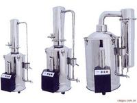 断水自控型不锈钢电热蒸馏水器 蒸馏水发生器 蒸馏水机HSZII-20K 每小时20升 20L