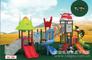 青岛双桥教育幼儿园室外儿童组合滑梯厂家SQ-ZHHT (双桥)