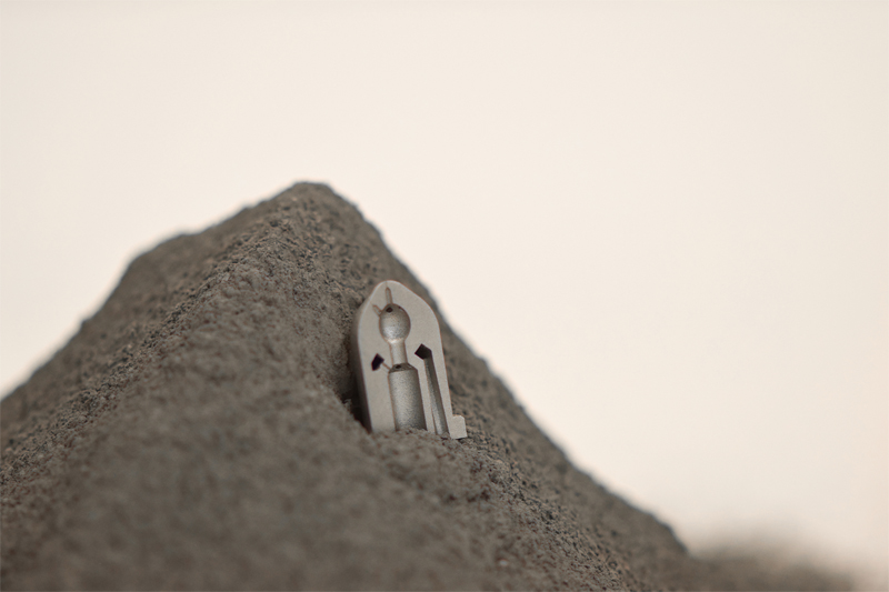 3D MicroPrint 使用FT4粉体流变仪™推动增材制造的极限