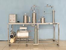 活性炭吸附气体中二氧化硫实验装置(全不锈钢、带活性炭再生)