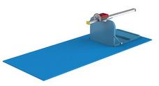 领康 LK-T5016坐位体前屈测试仪-简易型(瑜伽垫)