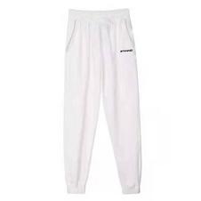 STANNO飒跞白色/黑色薄款长裤
