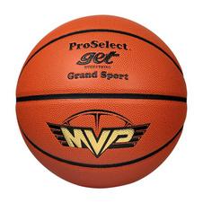ProSelect专选篮球超纤耐磨室内室外吸湿水泥地校园训练比赛7号用球 GB645MF-MVP超纤款