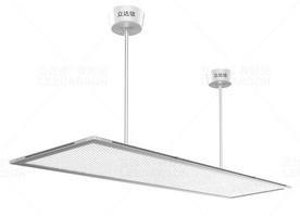 立达信微棱晶防眩读写专用灯A LED教室灯 全护眼校园智慧照明