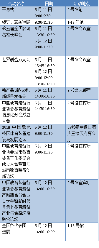 第74届中国教育装备展示会开幕在即,中教启星带你多快好省逛展会