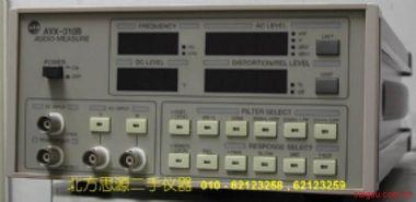 AVX-310B 音频测试仪 失真仪 毫伏表