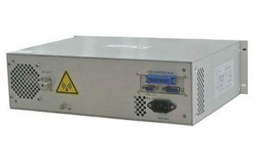 100W小型手动匹配型射频电源RF-100-LD