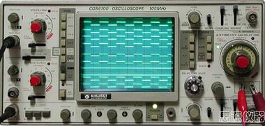 二手示波器 100MHz  COS6100