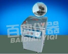 上海YM75FGN立式电热蒸汽灭菌器,不锈钢材质