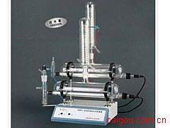 厂家自动双重纯水蒸馏器,蒸馏水器SZ-93A