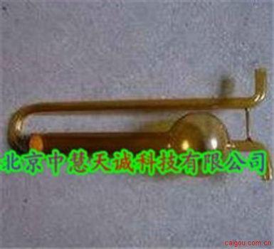U型多孔玻板吸收管(白色10ml) 型号:BQY-01