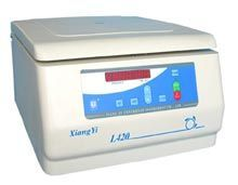 L420台式低速自动平衡离心机