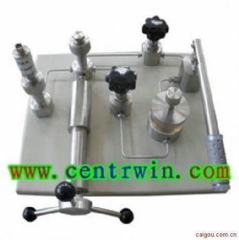 台式压力泵(水压) 型号:HYFY-60TS