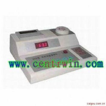农药残留速测仪/农残仪/农药残留检测仪 型号:HFCNY-III