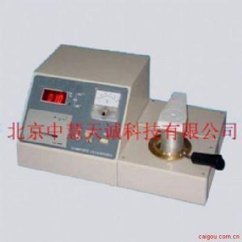 开口闪点自动测定仪 型号:KG-KS-1A