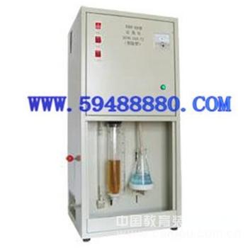 凯氏自动定氮仪/粗蛋白含量测定仪(双排配八孔消化炉) 型号:DCKDN-AD8
