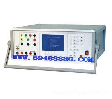 多功能电测量仪表检定台 型号:JCV1/YM-3C