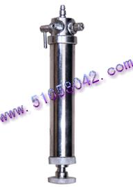 多种气体采样器/多种气体取样器/多种气体出样器(100ml)  型号:HAD/CZY-100