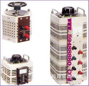 接触式自耦调压器(电动20KVA) 型号:DDE/TSGC2J-20KVA