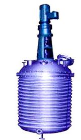 外盘半管式加热不锈钢反应釜    型号;H21511