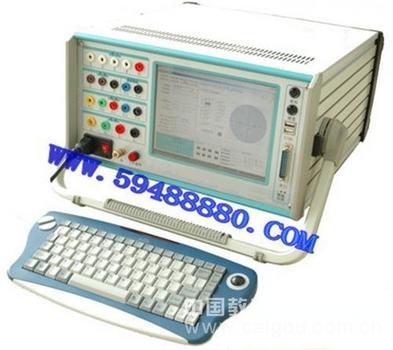 八路微机继保测试仪 型号:JCV1TR-JB