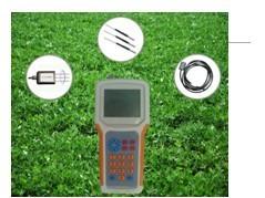 土壤温度、水分、盐分速测仪  型号:H24846