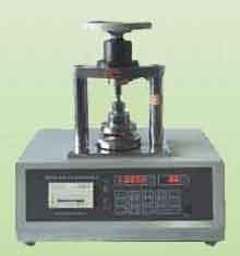 电子式纸板耐破度测定仪 纸板耐破度测定仪 纸板耐破度检测仪 型号:HAD-ZDNP-6