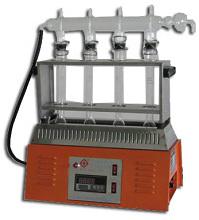 四孔磷钙消化炉  磷钙消化炉 型号:ZG/SPCa-4