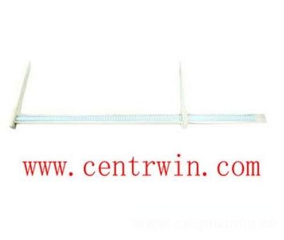 婴儿量尺/婴儿身高测量仪(木制) 型号:TXHX-100A