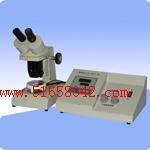 显微熔点仪/熔点仪/显微镜/数显显微熔点仪 型号:HWC-RDY-1
