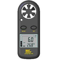 风速计/便携式风速计/手持式风速仪 型号:HAD-AR816