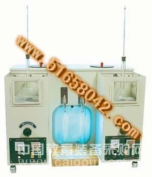 石油产品蒸馏试验器(低温双管式)  型号:HCJ1-SYD-6536B