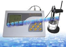实验室PH计/PH计/PH仪/台式PH计  型号:HAPHS-711A