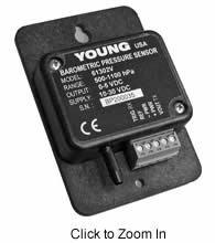 美国RM.YOUNG大气压传感器计61302L