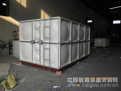 呼和浩特玻璃钢水箱 玉泉玻璃钢水箱_腾嘉水箱厂